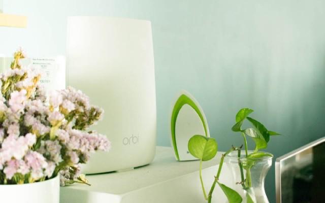 幾種產品用過后,家里WiFi還是用網件無線mesh組網,原因