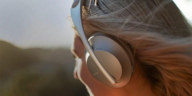 「新东西」新款BOSE 700耳机开启国行预售,价格2999