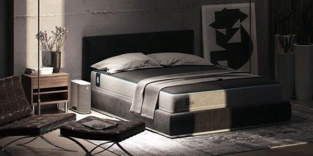 水冷散热,独立变温!国外团队发布Eight Sleep Pod 智能床垫