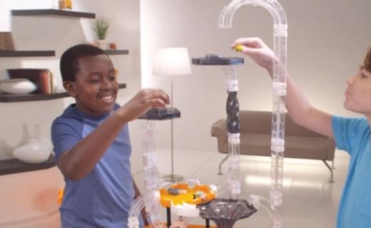 美國hexbug漩渦玩具套裝:歐美孩子都在玩,激發無限想象力