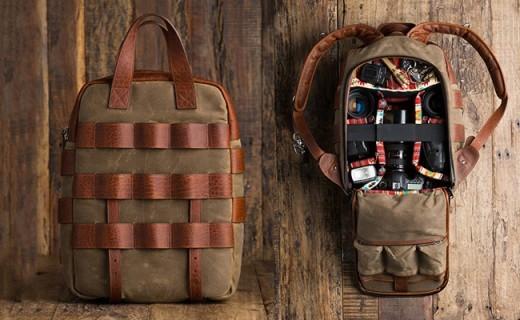 想掛啥掛啥的攝影包,高顏值功能更強大