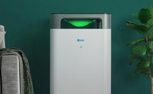 352 X83C Plus空气净化器:性能提升,除甲醛速度更快