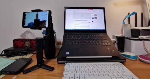 可以随身带的手机稳定器飞宇Vlog Pocket