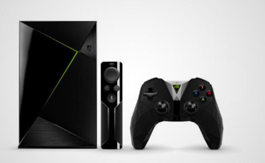 NVIDIA新款電視盒子SHIELD:自帶手柄玩游戲超爽