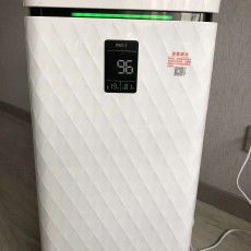 森晨S80空气净化器体验