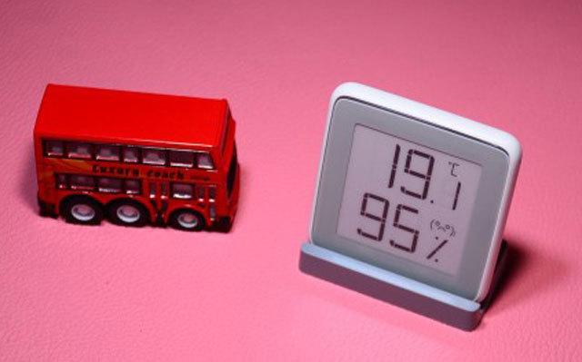 """簡約設計清晰顯示,能準確測溫測濕的""""小方塊""""— 秒秒測溫濕度計評測"""