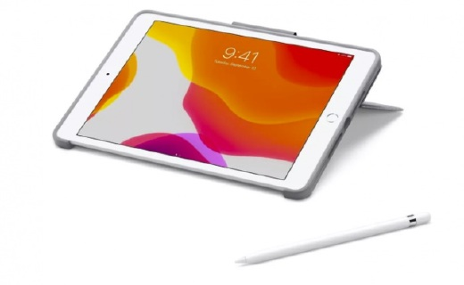 羅技為新iPad推出帶鍵盤觸控板的保護套,價格是官配的一半