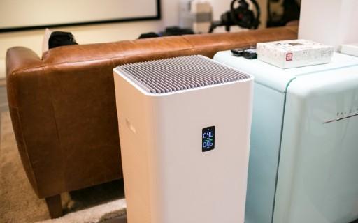 「万博体育max下载」战斗力爆表的空气净化器!自动开机清洁,噪音小到听不见!