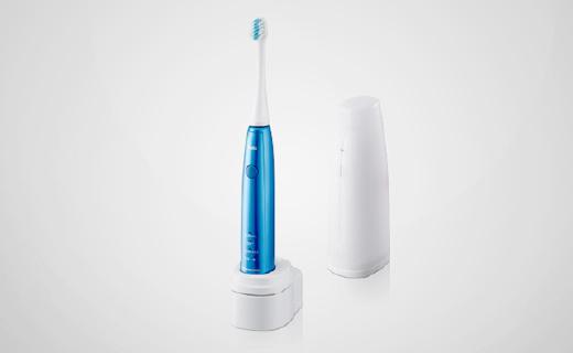 松下新款电动牙刷,四种刷头全面清洁牙齿