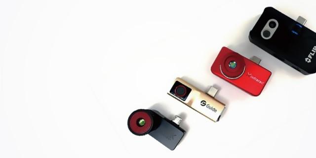 極客評測:Flir One走下神壇!千元手機熱成像儀品牌排行