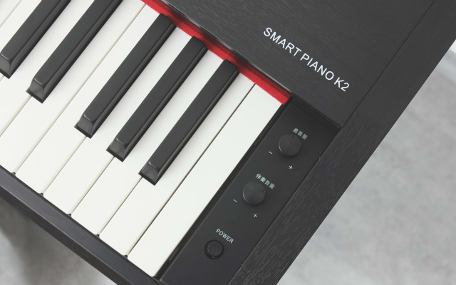 智能鋼琴「新秀」,圓了小白指尖上的鋼琴夢,GEEK K2上手體驗