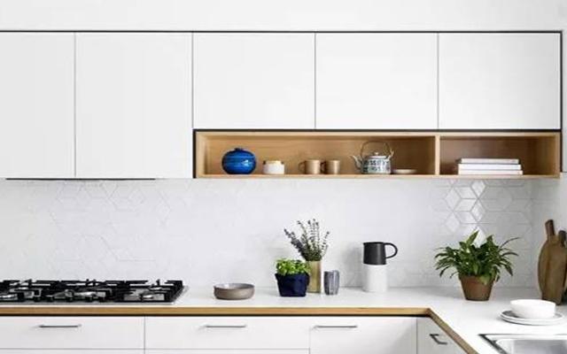 小戶型廚房收納,從確保洗、切、加熱的空間做起