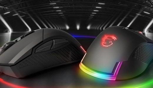 微星推出Clutch GM50鼠标,专为FPS游戏设计