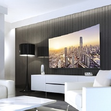 TCL 全場景 TCL 55T6 55英寸全場景AI 超薄金屬機身 4K超高清全面屏人工智能語音液晶電視機