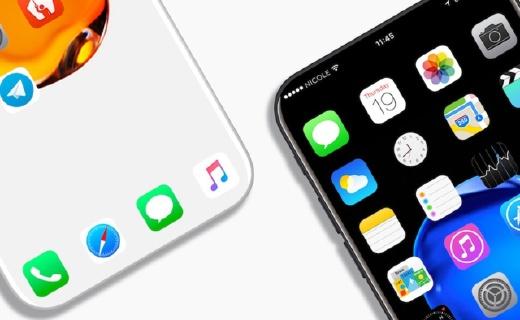 這波手機都叫全面屏,怎么差別都這么大