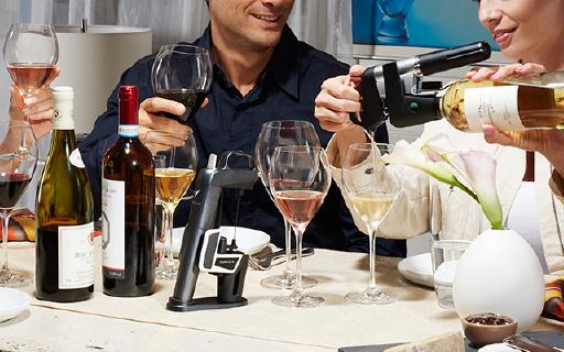 不开瓶就能喝红酒的神器,开瓶器再也卖不掉了