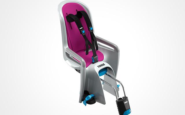 拓樂RideAlong自行車后置兒童座椅