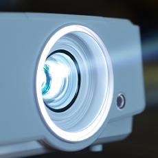 企业用投影仪和家用有什么区别?从明基E500体验说起