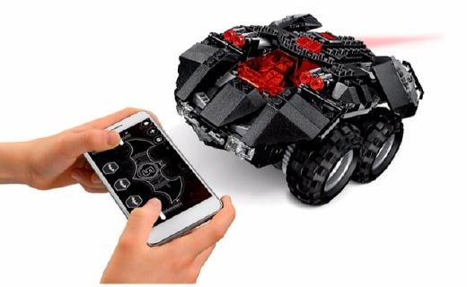 抢钱乐高再发新品:可开车门的蝙蝠车,用APP???>                 <div class=