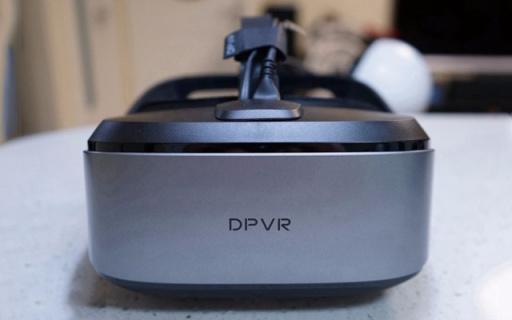 雙基站360°定位,這VR讓我沉迷于游戲世界 — 大朋雙基站版本VR眼鏡體驗 | 視頻