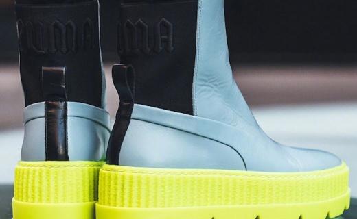 Rihanna x PUMA,這款一千多的雨靴我收下了