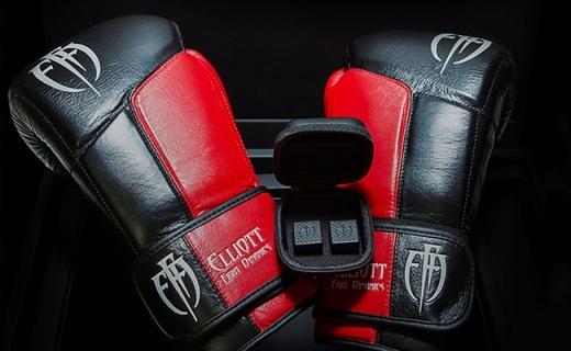 能測心率和力度的拳擊手套,拒絕教練忽悠