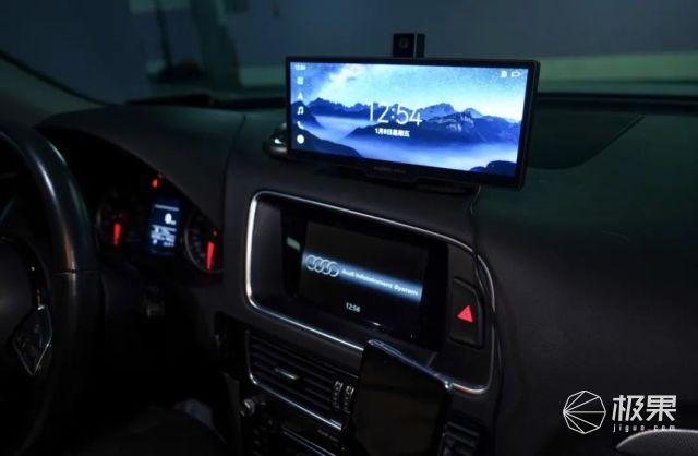 华为HiCar体验:老车也能智能出行,1699喜提「华为智慧车」