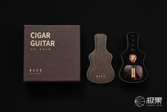 "FIIL新耳機來了!Hi-Fi級超強音質,獨特""雪茄盒""設計,399元起售..."