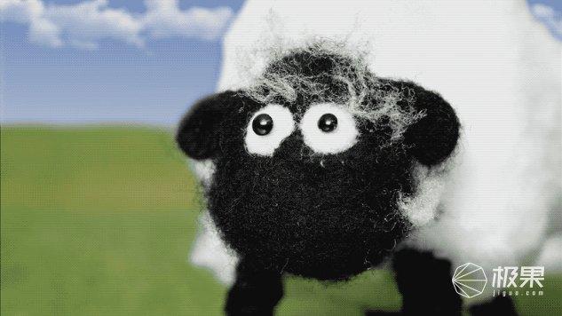"""""""在線""""烤羊饞哭南方人?看完這個逗比動畫片,我都想住進干衣機了"""