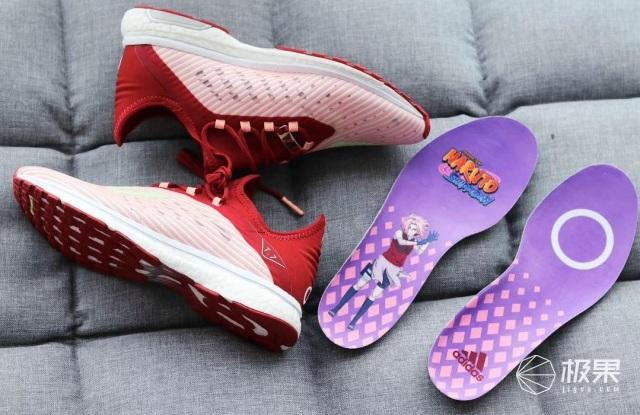 「潮流」成为疾风!adidas将推《火影忍者》主题鞋款