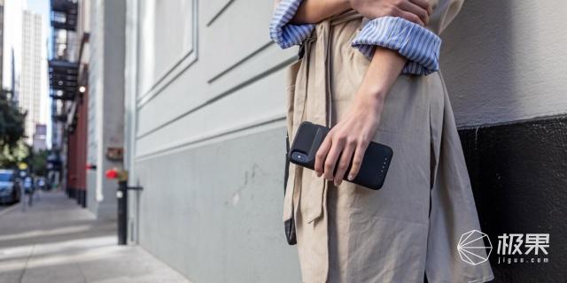 「新东西」更长时间!Mophie推出为iPhoneXs/Xr/XsMax设计的新款电池保护壳