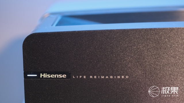 屏幕發聲身臨其境,4K畫質細節超清晰:激光電視給你極致影音體驗!