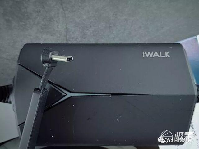 出门不用顾忌电量,想玩就痛快玩儿,iWALK大圣游戏专用充电