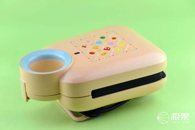 三分钟能做好营养早餐吗?这台三明治机帮你完成孩子爱吃妈妈喜