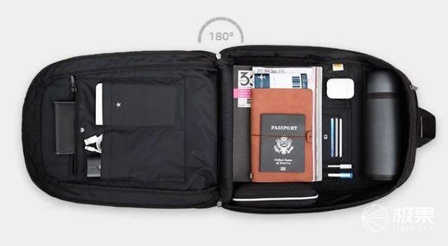 锤子出品:地平线8号AtlasX背包开始预售