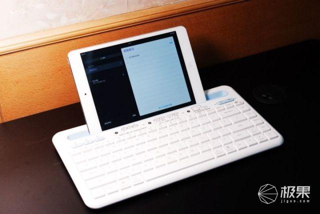 办公良品,适合随身携带的达尔优LK200蓝牙键盘体验