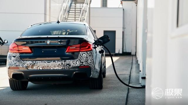 宝马透露:5系和7系将实现全电动,2023年前将发布12款电动车
