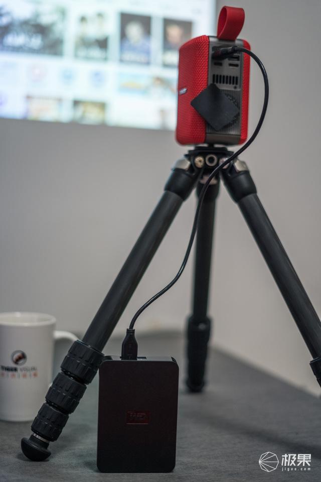 酷乐视Xpower手机投影仪