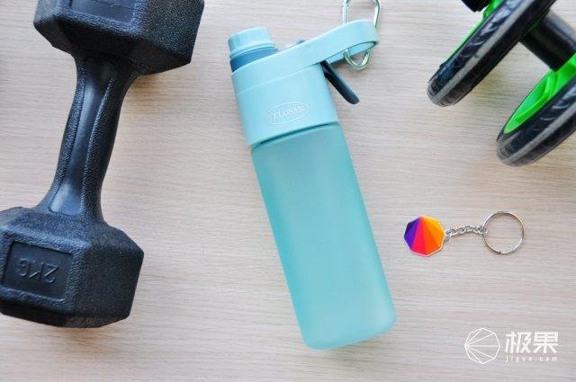 Velosan便携喷雾运动水杯