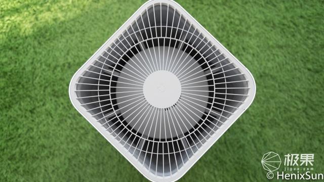外表小升级,内涵大提升|米家空气净化器ProH评测