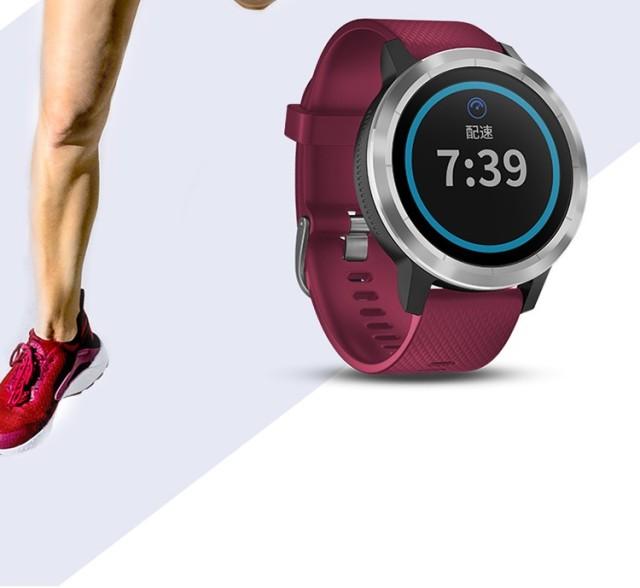 佳明(Garmin)vivoactive3t智能手表