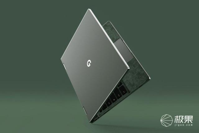 谷歌PixelBookPro笔记本概念图曝光!苹果微软联想的完美结合体