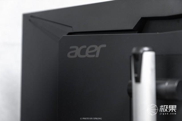 带遥控器的IPS显示器?ACERCB342CKCs开箱