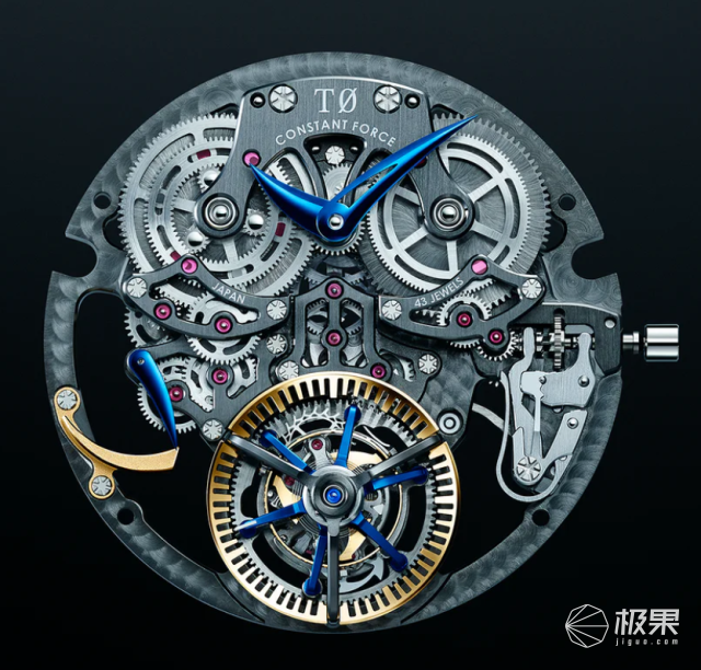 精工推出60周年纪念手表:搭载T0恒力机芯陀飞轮的机械手表