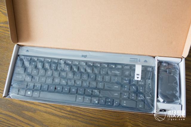 罗技(Logitech)MK470无线键鼠套装&K845背光机械键盘