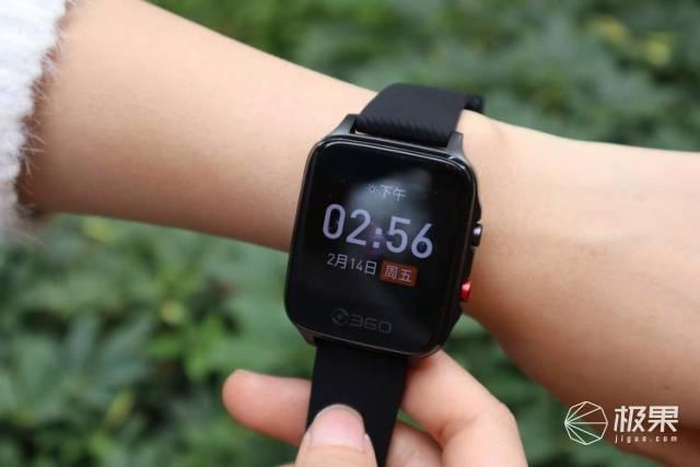 给长辈更贴心的关怀,360健康手表测评