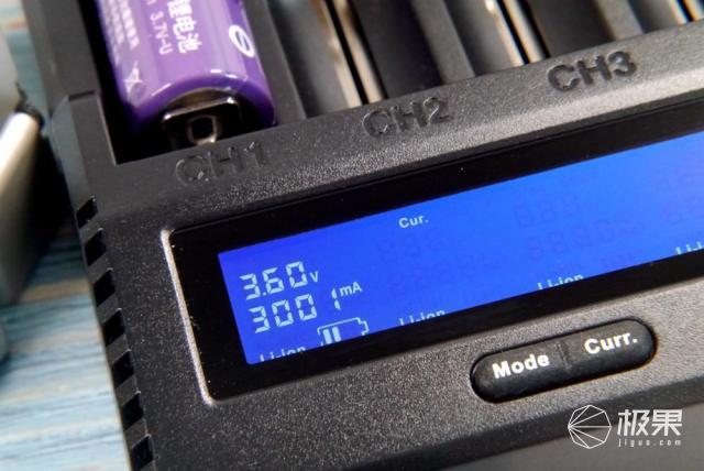 要痛快玩,得配XTAR爱克斯达VC8智能多功能8槽充电器才行