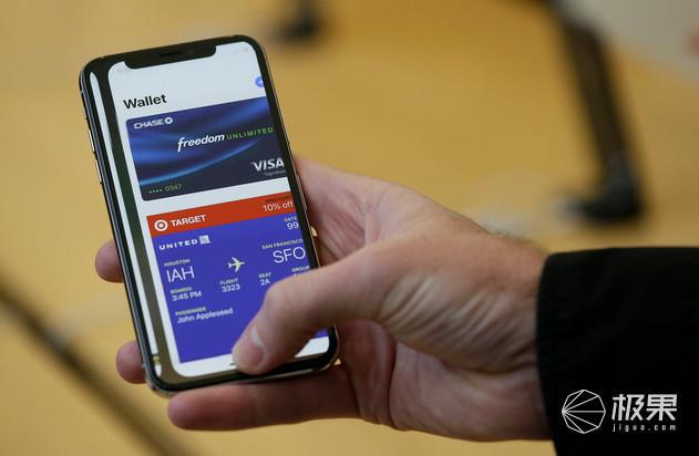 「事儿」小道消息,iPhone很快就能给别人充公交卡了