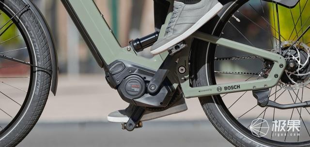 博世推出带有集成ABS和车载计算机的未来电动自行车