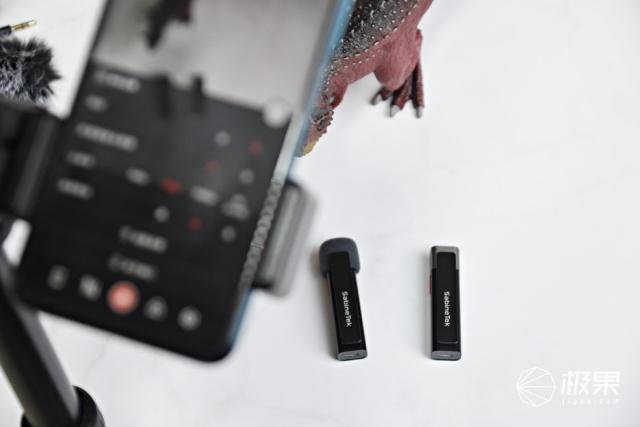 颜值不够技能来凑,塞宾智麦SmartMike+让视频制